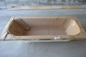 Brand New Acrylic Drop-In Bath Tub 66 inch WHITE - from YorkTabs