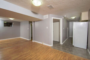 Renovated Two Bedroom Basement Suite