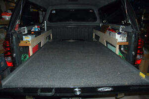 Roll Out BedSlide Truck bed