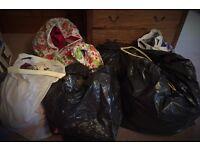 Bundle - boys clothes 3-5yrs, toys, books car boot!