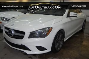 Mercedes-Benz CLA-Class CLA 250-FULL WARRANTY-LEATHER 2014