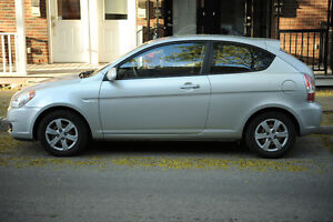 2008 Hyundai Accent GL Coupe (2 door)