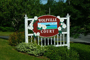 Wolfville Court Apartments - 1 bedroom