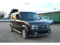 FRESH IMPORT 2007 NISSAN CUBE CUBIC 1.5 AUTOMATIC 7 SEATER