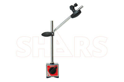 Shars Magnetic Base For Dial Test Indicator 135 Lbs Magnet New