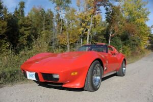 1977 Corvette seeking new home
