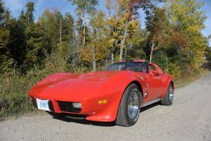 1977 Corvette seeking new home