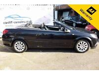 2008 58 VAUXHALL ASTRA 1.6 TWIN TOP SPORT 3D 114 BHP! P/X WELCOME! FULL SERVICE