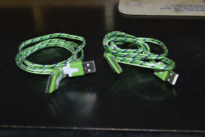 Ipod Charging cable 30 pin Heavy Duty 2 Available