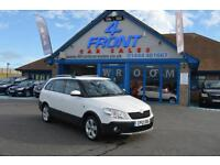 2012 SKODA FABIA 1.6 SCOUT TDI CR 5DR ESTATE MANUAL DIESEL ESTATE DIESEL