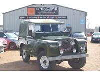 Land Rover 1961 SERIES 2 SWB
