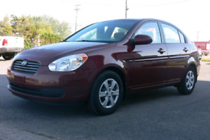 2008 Hyundai Accent - Only 84,000 kms