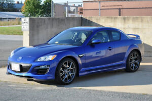 Looking for a RX-8 8000$