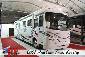 2007 Coachmen Cross Country - Go Cross Country in STYLE
