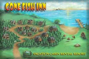 Lakefront Seasonal RV Sites Cabin Rentals