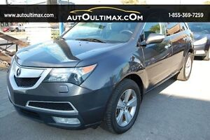 Acura MDX AWD-7PASSAGER-DVD-CAMERE RECULE- 2011
