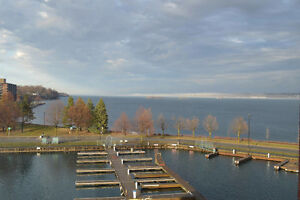 Brockville, Water Front Luxury 3 Bedroom 1850 Sq Ft Condo & dock Kingston Kingston Area image 5