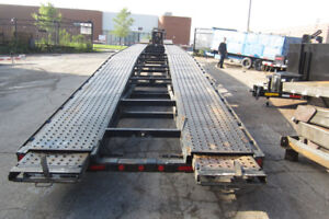 4 Car Hauler Wedge Used