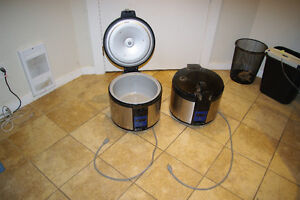 commercial rice cooker - sunpentown