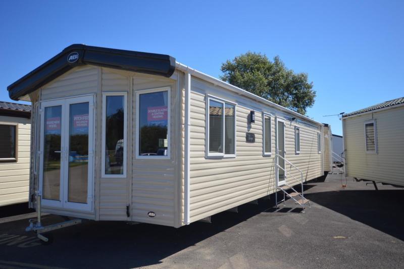 Static Caravan Chichester Sussex 2 Bedrooms 6 Berth ABI Fairlight 2016