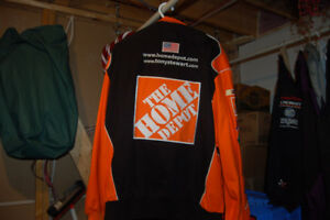 Three race jackets OBO