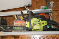 14 inch poulan chainsaw