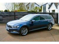 2015 15 VOLKSWAGEN PASSAT 2.0 GT TDI BLUEMOTION TECHNOLOGY 5D 190 NIGHT BLUE FVS