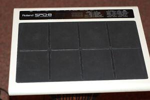 DRUM PADS ROLAND SPD-8