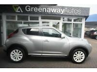 2013 NISSAN JUKE ACENTA PREMIUM GREAT LOOKING JUKE HATCHBACK PETROL