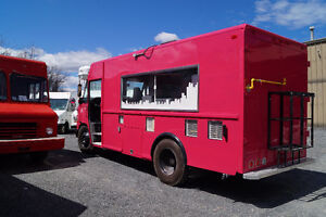 Food Truck with New Equipment
