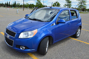 2009 Chevrolet Aveo LT Hatch Back, Loaded, VERY GOOD CONDITION