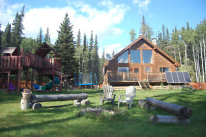 House and Land in Telegraph Creek