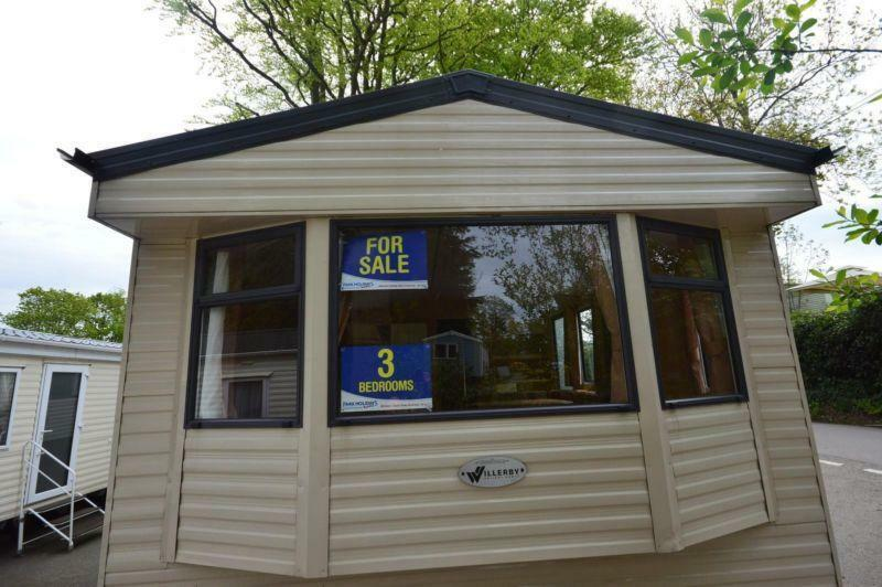 Awesome Static Caravan Hastings Sussex 3 Bedrooms 8 Berth BK Sheraton 2006