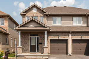 Stunning Semi-detached model The Ruby by Mattimo in Barrhaven