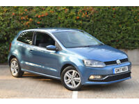 Volkswagen Polo 1.2 TSI ( 90ps ) ( BMT ) ( s/s ) 2017.5MY Match Edition