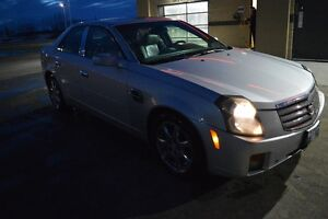2003 Cadillac CTS FULLY LOADED/19inch chrome rims -Fresh Safety