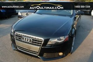 Audi A4 4dr Sdn Auto quattro 2.0T 2011