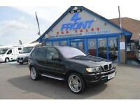 2003 BMW X5 D 2.9 DIESEL AUTOMATIC 5 SEATS 4X4 4X4 DIESEL