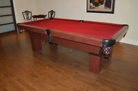 Pool Table - Palason Canada - Like New/Excellent Condition