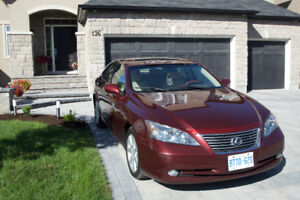 2008 Lexus ES 350  *PricedtoSell*Sunroof*Leather*Camera*E-test*