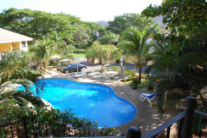 Costa Rica! Playa Del Coco! Condo For Rent 2 Bed 2 Bath