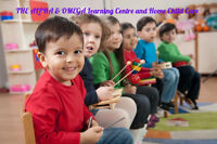 THE ALPHA & OMEGA Learning Centre and Home Child Care