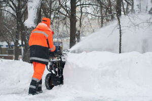 Four Seasons Snow Removal - Pay for Services Before After