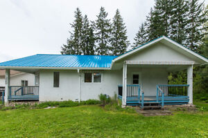 2080 11th Avenue, SE Salmon Arm - Rancher with 2 Bedrooms