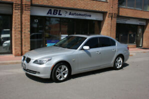 2010 BMW 528 XI **Navigation**Fully Certified**Comfort Access**