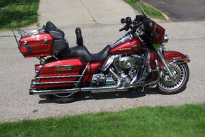 GREAT HARLEY DAVIDSON 2009 FL ELECTRA GLIDE ULTRA CLASSIC