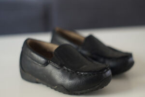 Black Dress shoes Toddler size 7