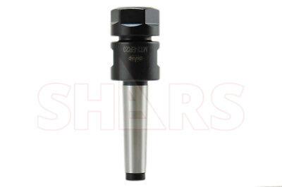 Shars Mt2 Er20 2.36 Cnc Milling Collet Chuck Mill Tool Holder Tir .0002 New