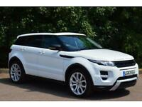 2013 LAND ROVER RANGE ROVER EVOQUE 2.2 SD4 Dynamic 5dr Auto LOW MILEAGE