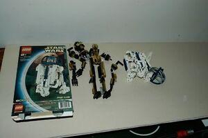 7 Lego Star Wars Technic figures Gatineau Ottawa / Gatineau Area image 7